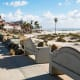 Coronado Beach, San DiegoCoronado Beach is 1.5 miles long and good for swimming, surfing, sunning, skim boardingor just strolling. It also has tidepools, which are fun for kids. There are restrooms, showers and lifeguards.Photo: Sherry V Smith / Shutterstock