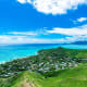 """Lanikai Beach, Kailua, HawaiiLocated on the east coast of the island of Oahu, this is a half-mile strip of beach. The name Lanikai means """"heavenly sea."""" What more is there to say?Photo: Shutterstock"""