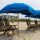 Coligny Beach, Hilton Head, S.C.One of the best and most popular places on Hilton Head, and you can't beat the amenities: it has outdoor showers, changing rooms, restrooms, chair and umbrella rentals, swings and wooden chairs under shaded gazebos, seasonal lifeguards and free WiFi.Photo: Shutterstock