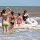 Galveston, TexasThe biggest in Texas, the popular East Beach has outdoor concerts, special events and other activities for people of all ages. At Galveston Island State Park, take the kids camping, hiking, bird watching, biking and swimming. Stewart Beach is a family beach park with lifeguards, concessions, restrooms, showers, chair and umbrella rentals, beach volleyball courts, and more.Photo: Oleg Anisimov / Shutterstock