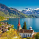 1. SwitzerlandFinances in Retirement score: 78/100Health score: 87/100Material Wellbeing score: 80/100Quality of Life score: 92/100Switzerland takes the top spot out of 43 countries for retirement security with higher scores for quality of life, (thanks to better air quality and environmental factors), finances, and health. Switzerland has made improvements in the index's tax pressure indicator, the report said.Photo: Shutterstock