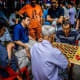 28. SingaporeFinances in Retirement score: 79Health score: 69Material Wellbeing score: 53Quality of Life score: 54Above, men gather to watch and play Chinese chess in the People's Park Complex in Singapore.Photo: ndquang / Shutterstock
