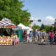 6. Yakima, Wa.Middle-class households: 70.2%Low-income households: 20.8%High-income households: 9%Pictured is Yakima'sdowntown farmers market.Photo: Michelle Baumbach / Shutterstock