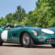 7. 1956 Aston Martin DBR1$22.5 millionRM Sotheby's sold this race car in August 2017, also in Monterey. The car was the overall winner at the 1959 Nürburgring 1000 KM. The auction house called it the most important model in Aston Martin history.Photo: RM Sotheby's