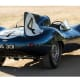 8. 1955 Jaguar D-Type$21.78 millionThis race car was the overall winner of the 1956 24 Hours of Le Mans, raced by Ecurie Ecosse. It sold for $21.78 million by RM Sotheby's in Monterey in 2016. Photo:Patrick Ernzen /RM Sotheby's