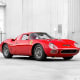 13. 1964 Ferrari 250 LM by Scaglietti$17.6 millionOne of only 32 examples produced, this '64 Ferrari has a320 hp, 3,286 cc aluminum-block V-12 engine. It sold for $17.6 million in Monterey in August 2015.Photo: Patrick Ernzen/RM Sotheby's