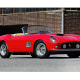 19. 1961 Ferrari 250 GT SWB California Spider$15.18 millionThe Spider sold for $15.18 million at the Gooding & Co Auction in Pebble Beach, Calif. in August 2014.Photo: Gooding & Company