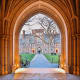7. Princeton UniversityPrinceton, N.J.Princeton has no law school, medical school, business school, or divinity school, and is instead known as a research-driven think tank. It offers undergraduate and graduate instruction in the humanities, social sciences, natural sciences and engineering. Above, Princeton's Holder Hall.Photo: Jay Yuan / Shutterstock
