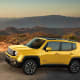 Jeep RenegadePrice starts at: $18,445MPG: Up to 24 city / 31 highwayThe Jeep Renegade has the least expensive starting price on this list, and comes in a variety of trim levels: Sport, Latitude, Limited and Trailhawk.Photo: Jeep