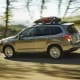Subaru ForesterPrice starts at: $22,795MPG: Up to 26 city / 32 highwaySubaru will debut a next-generation Forester at the New York auto show March 28.Photo: Subaru