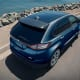 Ford EdgePrice starts at: $29,315MPG: Up to 21 city / 29 highwayThe Edge is a basic crossover, larger than the Escape, and can tow 1,500 to 2,000 lbs.Photo: Ford