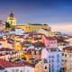 9. LisbonPortugal's charismatic capital city, with its quaint trams, historic castle and magnificent cathedral blends both history and modernism. Enjoy the beaches, or wander through the ancient Alfama District, above.Photo: Shutterstock