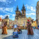 11. PraguePrague is one of the most beautiful cities in the world. The city's historical center, above, is a UNESCO World Heritage site. The old town square features Prague's famous medieval astronomical clock, colorful baroque buildings, and Gothic churches.Photo: Anastasios71 / Shutterstock