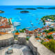 4. Hvar Island, CroatiaOf the thousands of islands in Croatia, Hvar, with its fortress and Franciscan monastery, is a gem. Located in the Adriatic Sea, the island is a popular summer resort.Photo: Shutterstock