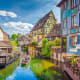 """3. Colmar, FranceColmar is often called """"Petite Venise,"""" because of its canals. This charming townnear the German border has cobblestone streets lined with medieval and early Renaissance buildings.Photo: Shutterstock"""