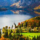 10. Bohinj, SloveniaSlovenia's largest lake, Lake Bohinj sits in a valley of the Julian Alps. During warmer months, this place is a paradise. This quiet valley features stunning landscapes and several small villages.Photo: Shutterstock