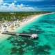 Punta Cana, Dominican Republic: 17.2%Located on the easternmost tip of the Dominican Republic, Punta Cana is known for its beaches and clear waters.Photo: Shutterstock
