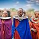 Tanzania: 6.5%Sharing a border with Kenya, Tanzania is home to Mt. Kilamanjaro and Serengeti National Park, another hotspot for seeing wildlife such as elephants, lions, leopards, buffalo, and rhino. Above, Masai women in Tanzania.Photo: Aleksandar Todorovic / Shutterstock