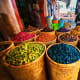 Morocco: 6.9%Above, a market in Marrakesh, Morocco.Photo: Shutterstock