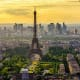 Paris: 11.1%Every year, millions of people visit this global capital of fashion, food, art and culture. About 7 million people visit the iconic Eiffel Tower.Photo: Shutterstock
