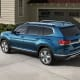 "Volkswagen AtlasStarts at: $30,895MPG: Up to 22 city / 26 highwayVW says their roomy midsize SUV is ""mom-and-dad-friendly, not mom-and-pop-looking.""Photo: Volkswagen"