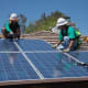Other fast-growing jobs that require only a high-school diploma include solar voltaic installers, with a projected job growth of about 45%. The 2016 median wage was about $39,240.Roustabouts, who assemble or repair oil field equipment,had a 2016 median wage of $55,010, according to Careeronestop.org, and job growth is expected to be about 8%.For more information about these jobs, or to search for career ideas by enteringyour own criteria, such as salary, training, or education, visit the BLS Occupation Finder, or search ONetOnline.Photo: Joseph Sohm / Shutterstock