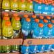 Most Common Brands of Plastic Beverage Bottles Found: Poland SpringsGatoradeCokeCrystal GeyserArrowheadAlternatives: Increase deposit to increase collection rates, reusablesPhoto: Pack-Shot / Shutterstock