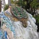 Six Ways You Can Reduce Plastic TrashAbove, another sculpture on exhibit from the The Washed Ashore art project, which makes these recommendations for reducing plastic trash:Rethink before you buy - use products and packaging that are multi-use, recyclable, reusable.Reduce the amount of waste you produce.Reuse your own water bottle, coffee mug, silverware, and bags.Recycle all aluminum, glass, paper and plastic products.Reinvent trash by making it into art or functional items.Refuse single-use plastics. Buy in bulk and bring your own containers and bags.The Washed Ashore non-profit community art project was founded by an artist and educator who started the project when she saw the amount of plastic washing up on the beaches of Bandon, Ore., The artists have processed tons of plastic pollution from Pacific beaches since 2010 to create the art. Dates and locations of current exhibits, which include the Smithsonian and Disney's Epcot are listed at WashedAshore.org.Visit BreakFreeFromPlasticsto read the full report and methodology on plastic alternatives.Photo: Naples Zoo