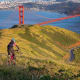 5. San FranciscoPopulation: 805,235Bike Score: 70.7The city's hills will keep bicyclists in good shape, and there are bike routes all over. The bike map indicates the steepness of the hills so you can plan your route. The city also has bike-sharing.Photo: alexroch / Shutterstock