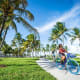 18. MiamiPopulation: 399,457Bike Score: 63.0Photo: lazyllama / Shutterstock