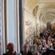 """4. Vatican MuseumsVatican City2018 attendance: 6.8 millionChange since 2017: +5.1%Admission: paidPopes over the centuries amassed this collection of paintings, sculptures and other works of art that include Rodin's """"The Thinker,"""" and Michelangelo's famous frescoes in the Sistine Chapel.Photo: vvoe / Shutterstock"""