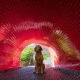 22. San Antonio, TexasPet budget-friendliness rank: 8Pet health and wellness rank: 45Outdoor pet-friendliness rank: 58Pictured is a tunnel along San Antonio's river walk.Photo: Shutterstock