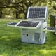 Solar Powered Cube Generator This is a solar-powered generator that can be used for camping, emergencies, outdoors, tailgating, and more. You can use it with your laptop, TV, power tools, microwave, smartphone, lights, or whatever else. $1,249.95 by Wagan.Photo: Wagan