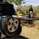 Tire TableYou'll be a class act at the game or campground with this TailGater Tire Table that mounts to a vehicle tire for $139.95.Photo: TireTable