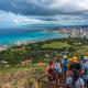 29. Honolulu, HawaiiPercentage change in jobs: +4.4%Percentage change in average annual wage: +8.8%Photo: PhotPhillip B. Espinasse / Shutterstock