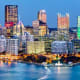 7. PittsburghPercentage change in jobs: +0.5%Percentage change in average annual wage: +10.1%While growth here wasn't stellar (rank No. 70) Pittsburgh ranked No. 7 overall for prosperity, with the boost in average annual wage and standard of living increasing by 15%.Photo: Shutterstock