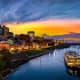 11. Nashville-Davidson-Murfreesboro-Franklin, Tenn.Percentage change in jobs: +17.2%Percentage change in average annual wage: +9.0%Photo: Shutterstock