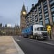 10. Increasing Transportation EfficiencyAs part of its commitment to be zero-carbon by 2050, the U.K. supermarket chain Tesco adopted a strategy to save approximately 26 million truck-driven miles every year. This could reduce emissions by as much as 80%, depending on the route.Photo: Pajor Pawel / Shutterstock