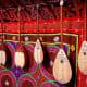 Dombrashang on the wall of Kazakh yurt in Almaty, Kazakhstan.Photo: Shutterstock