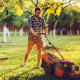 9. ...Share, Borrow, or RentBefore you buy that carpet cleaning machine, see if one of your friends has one, or rent one from most supermarkets or box stores. You can share things like tools, lawnmowers, leafblowers, and other things you don't use every day.Photo: Shutterstock
