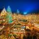 7. Frankfurt, GermanyPictured is the Christmas market in Frankfurt's historic center.Photo: Shutterstock