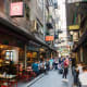 17. Melbourne, AustraliaDegraves Street in Melbourne is a popular pedestrian-only lane known for its cafes and street art.Photo: Nils Versemann / Shutterstock