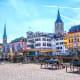 2. ZurichZurichis also one of the five safest cities in the world.Photo: MarinaD_37 / Shutterstock