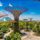 26. SingaporeThe Gardens by the Bay in Singapore is a 250-acre nature park. Some of the Supertrees, shown here, are as tall as 160 feet.Photo: S-F / Shutterstock