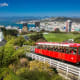 15. Wellington, New ZealandAbove, Wellington's funicular cable car is a 5-minute ride from the heart of the city, past terraced hillside homes to a lookout perched high above Wellington.Photo: Victor Maschek / Shutterstock