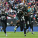 30. Jacksonville JaguarsAverage single ticket cost: $98Two beers, two hot dogs, two t-shirts and remote parking: $133Total for two: $329Photo: Mitch Gunn / Shutterstock