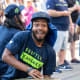 6. Seattle Seahawks (tie)Average single ticket cost: $248Two beers, two hot dogs, two t-shirts and remote parking: $140Total for two: $636Photo: Scott Heaney / Shutterstock