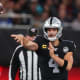 15. Oakland RaidersAverage single ticket cost: $149Two beers, two hot dogs, two t-shirts and remote parking: $167Total for two: $465Prices at Raiders games average$15 per hot dog and $12 per beer. Above, quarterback Derek Carr.Photo: Mitch Gunn / Shutterstock