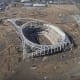 12. Los Angeles ChargersAverage single ticket cost: $191Two beers, two hot dogs, two t-shirts and remote parking: $150Total for two: $532Pictured is the Chargers' SoFi stadium under construction, which they will share with the Rams beginning in 2020.Photo: CrispyCream27 / Wikipedia