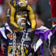 24. Baltimore RavensAverage single ticket cost: $129Two beers, two hot dogs, two t-shirts and remote parking: $119Total for two: $377Photo: Jamie Lamor Thompson / Shutterstock